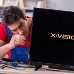 تعمیر تلویزیون ایکس ویژن تضمینی