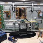 تعمیر مین برد تلویزیون ایکس ویژن