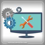 تعمیر تلویزیون ایکس ویژن در کرج