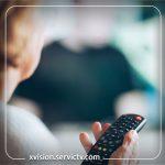 هزینه تعمیر تلویزیون ایکس ویژن