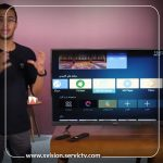 تعمیر تلویزیون ایکس ویژن مهرآباد