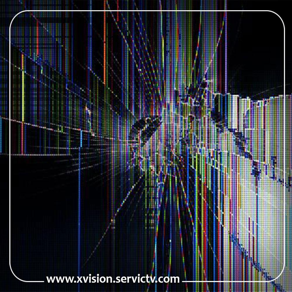 تعمیر تلویزیون ایکس ویژن پیروزی