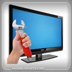 تعمیر تلویزیون ایکس ویژن خاوران