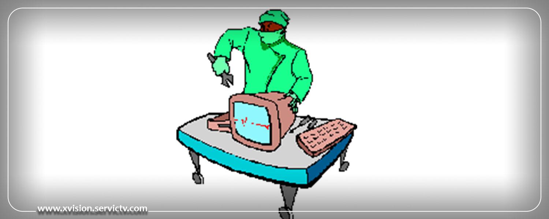 پشتیبانی تلویزیون ایکس ویژن