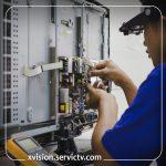 هزینه تعمیر بک لایتتلویزیون ایکس ویژن