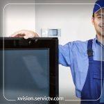 آموزش تعمیر تلویزیون ایکس ویژن
