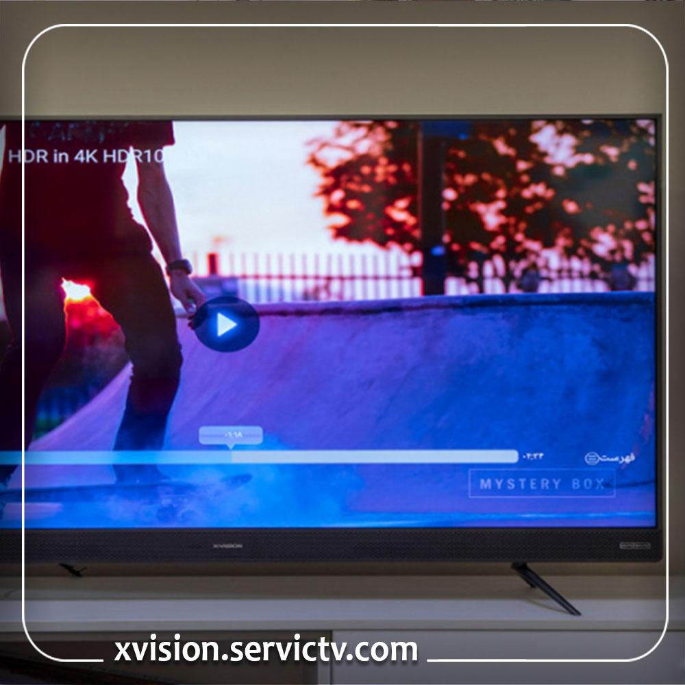 تلویزیون اسنوا بهتره یا ایکس ویژن