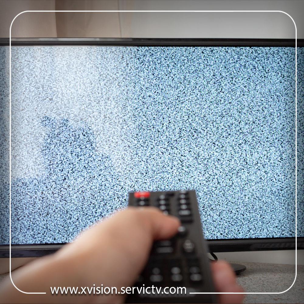 علت کار نکردن کنترل تلویزیون ایکس ویژن