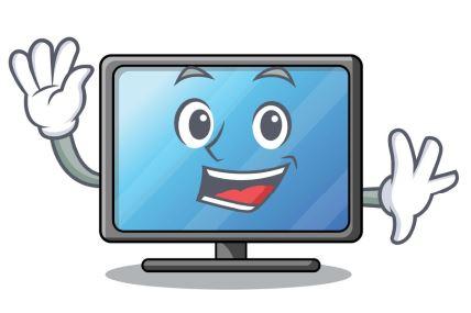 دلیل خاموش و روشن شدن تلویزیون