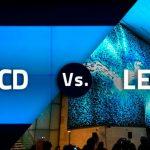 تفاوت تلویزیون ال سی دی و ال ای دی