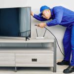 تعمیر تلویزیون ایکس ویژن در ایکس ویژن سرویس