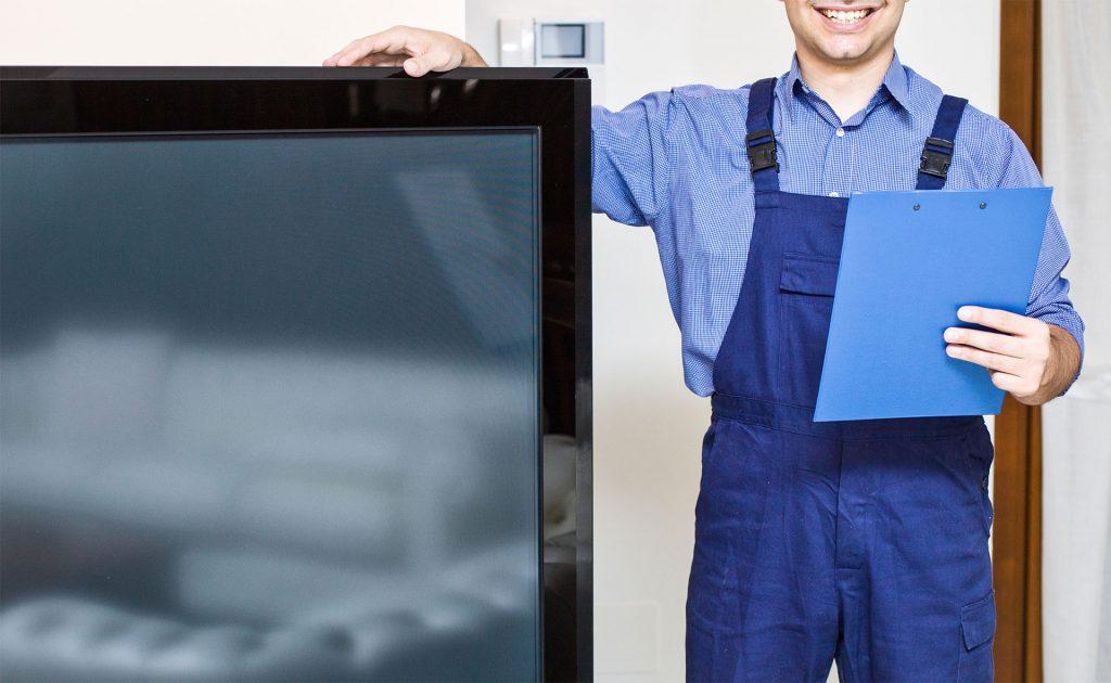 تعمیر تلویزیون ایکس ویژن در نمایندگی