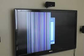 پشتیبانی تلویزیون در تهران