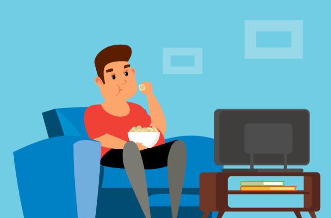 خراب شدن تلویزیون ایکس ویژن