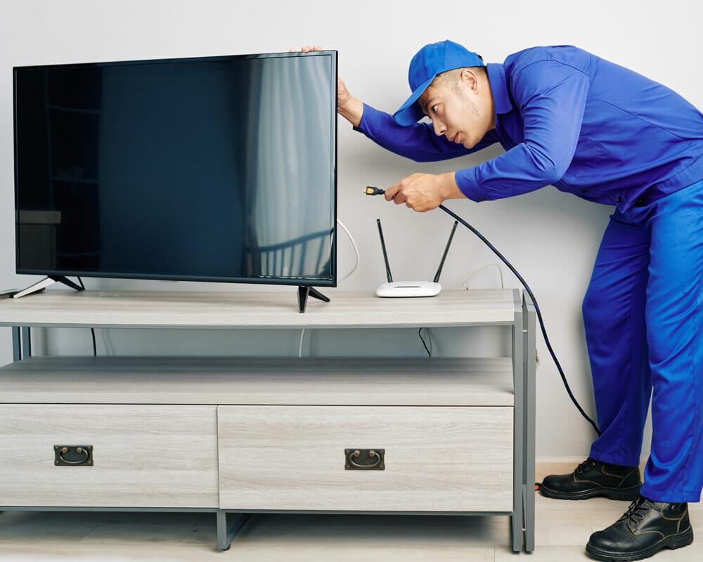 هزینه تعمیرات تلویزیون ایکس ویژن